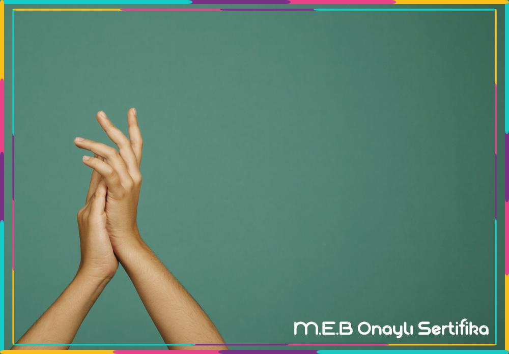 Ünvan Eğitim Kurumları Temel Türk İşaret Dili Eğitimi