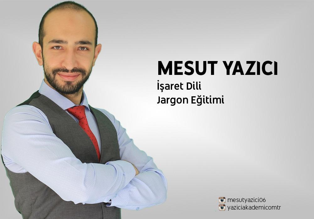 Türk İşaret Dili  Jargon Eğitimi